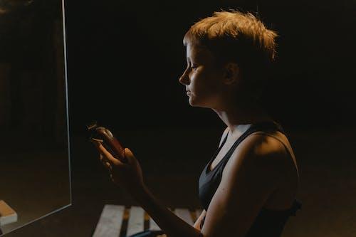 Gratis stockfoto met donker, duister, elektrisch scheerapparaat