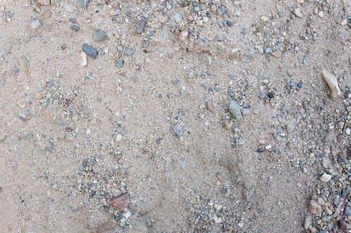 Free stock photo of sand, stones, texture