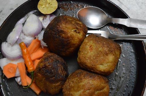 インド料理, フード, 玉ねぎの無料の写真素材