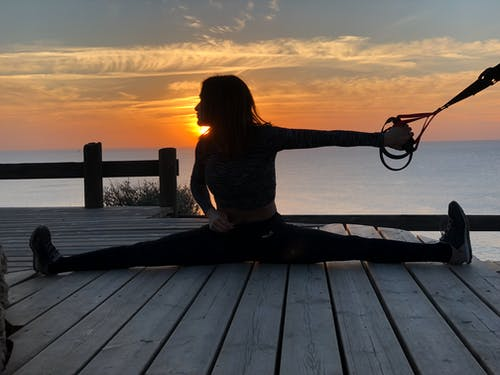 Free stock photo of art works, beach sunset, Beautiful sunset