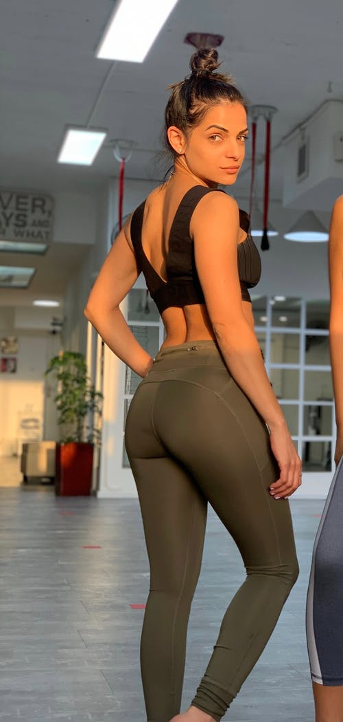 Free stock photo of beautiful women, crossfit training, fit