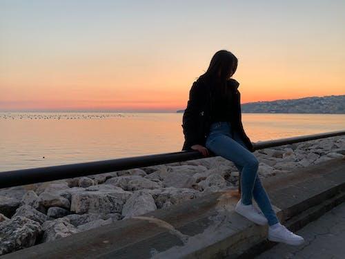 Free stock photo of Beautiful sunset, italy, sunset