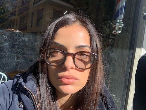 Free stock photo of beautiful, eyeglasses, glasses