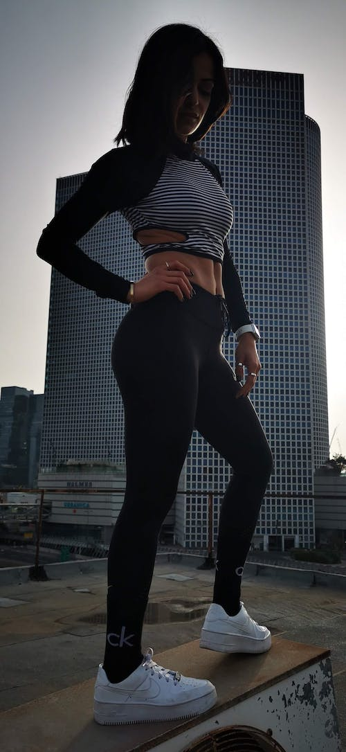 Free stock photo of city, fitness, fitness girl