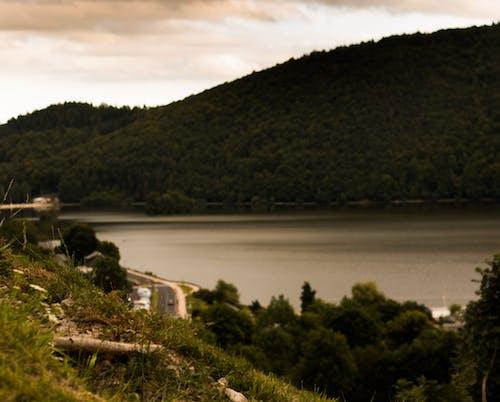 Free stock photo of crépuscule, foncé, instagram, lac