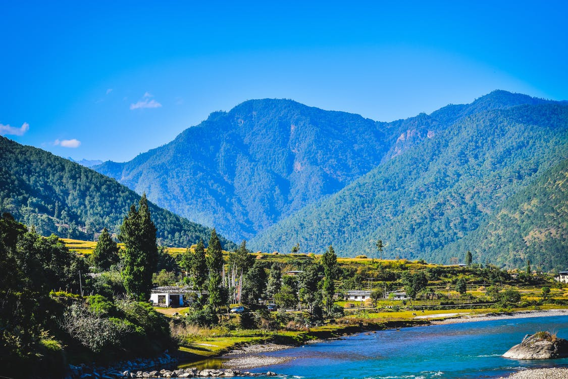Free stock photo of adventure, beauty, Bhutan
