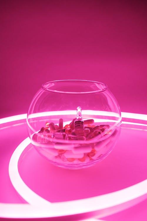 Fotos de stock gratuitas de adentro, antibiótico, bol, brillante