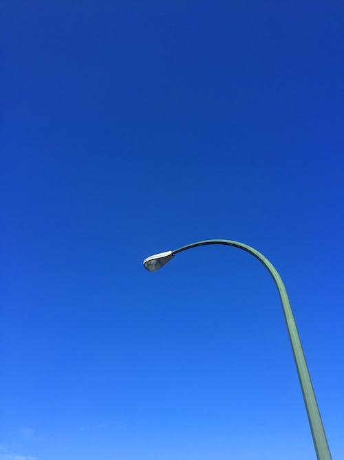 Free stock photo of blue skies, blue sky, city