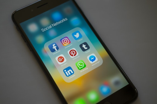 Free stock photo of apple, iphone, instagram, social