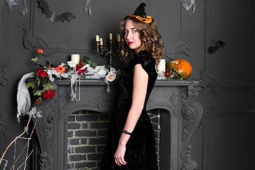 Gratis lagerfoto af atmosfære, glamour, græskar, Halloween