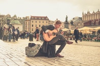 streets, people, music
