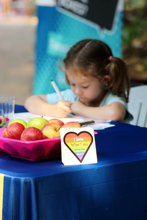 Gratis lagerfoto af blå, fejring, kærlighed hjerte, mangfoldighed