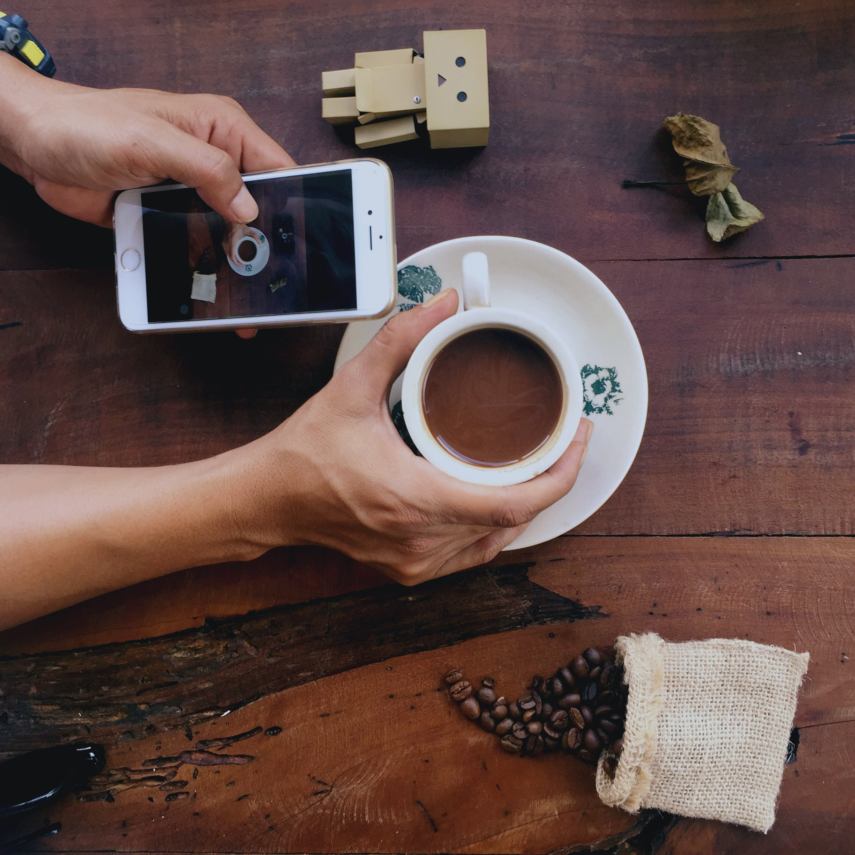 Free stock photo of coffee, black coffee, coffee break, coffee drink