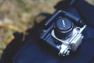 camera, car, technology