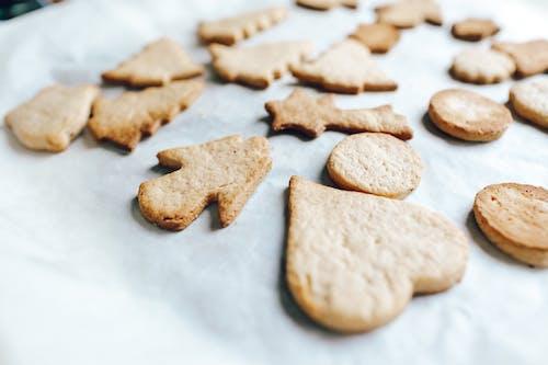 Kostenloses Stock Foto zu brot, cookies, essen