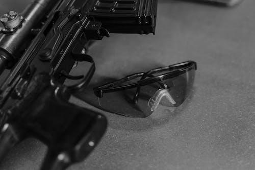 Black and Gray Camera Film