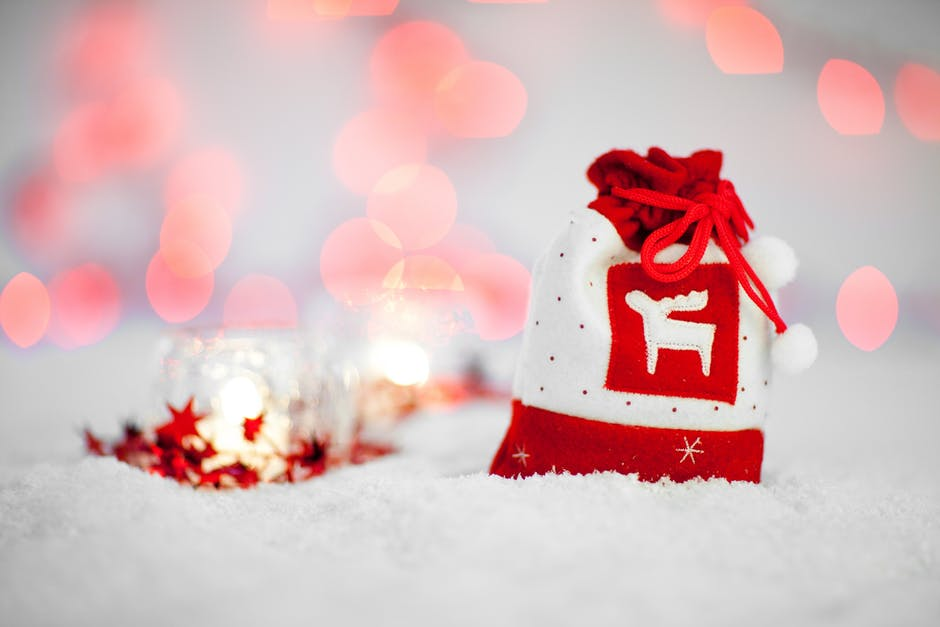 New free stock photo of snow, holiday, red