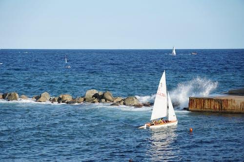 Free stock photo of beach, daylight, landscape, leisure