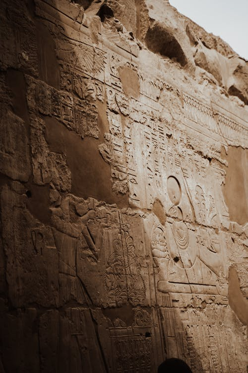Δωρεάν στοκ φωτογραφιών με rock, Αίγυπτος, ανάγλυφο