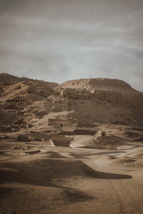 乾旱, 乾的, 历史建筑 的 免费素材图片