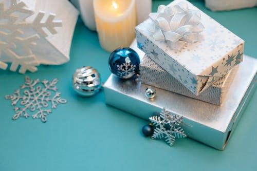Základová fotografie zdarma na téma cetka, dárek, dekor