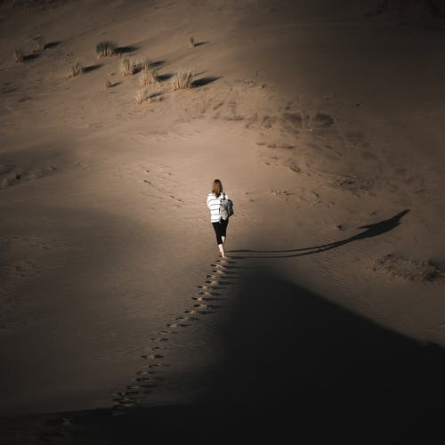Δωρεάν στοκ φωτογραφιών με αμμοθίνες, αμμόλοφοι, αμμόλοφος