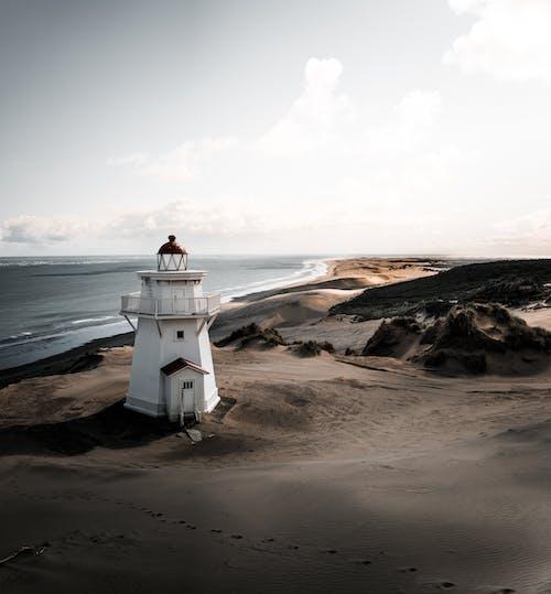 Δωρεάν στοκ φωτογραφιών με instagram, ακτή, αμμοθίνες