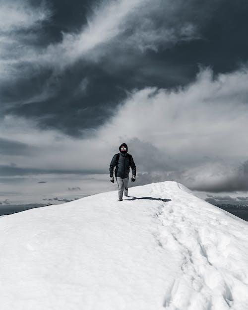 ağır kar, azim, başarı içeren Ücretsiz stok fotoğraf