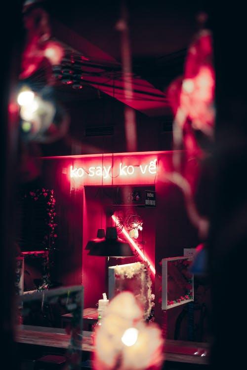 Kostnadsfri bild av ljus, natt, neon