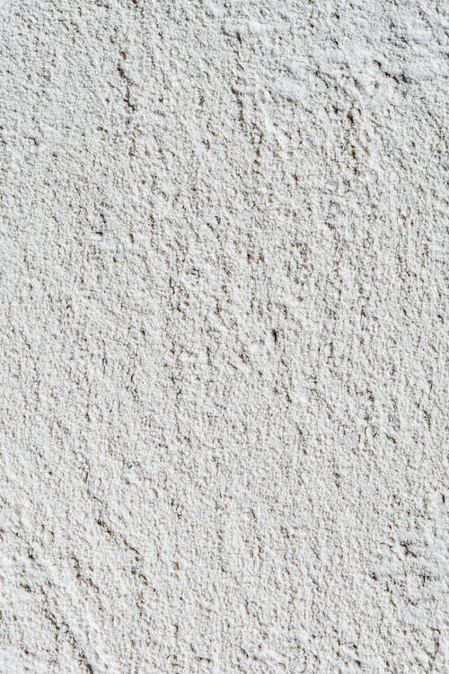 White and Gray Rough Surface