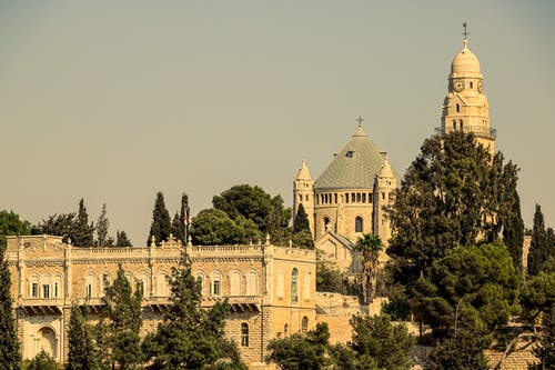 Abbey of Dormition In Jerusalem