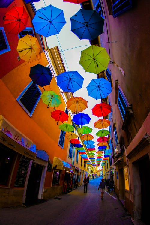 The Litlle Art City In Croatia