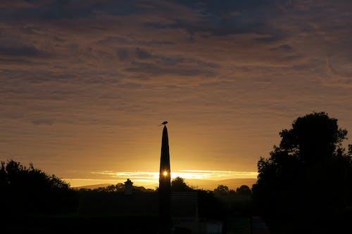 Free stock photo of autumn equinox dawn 2017