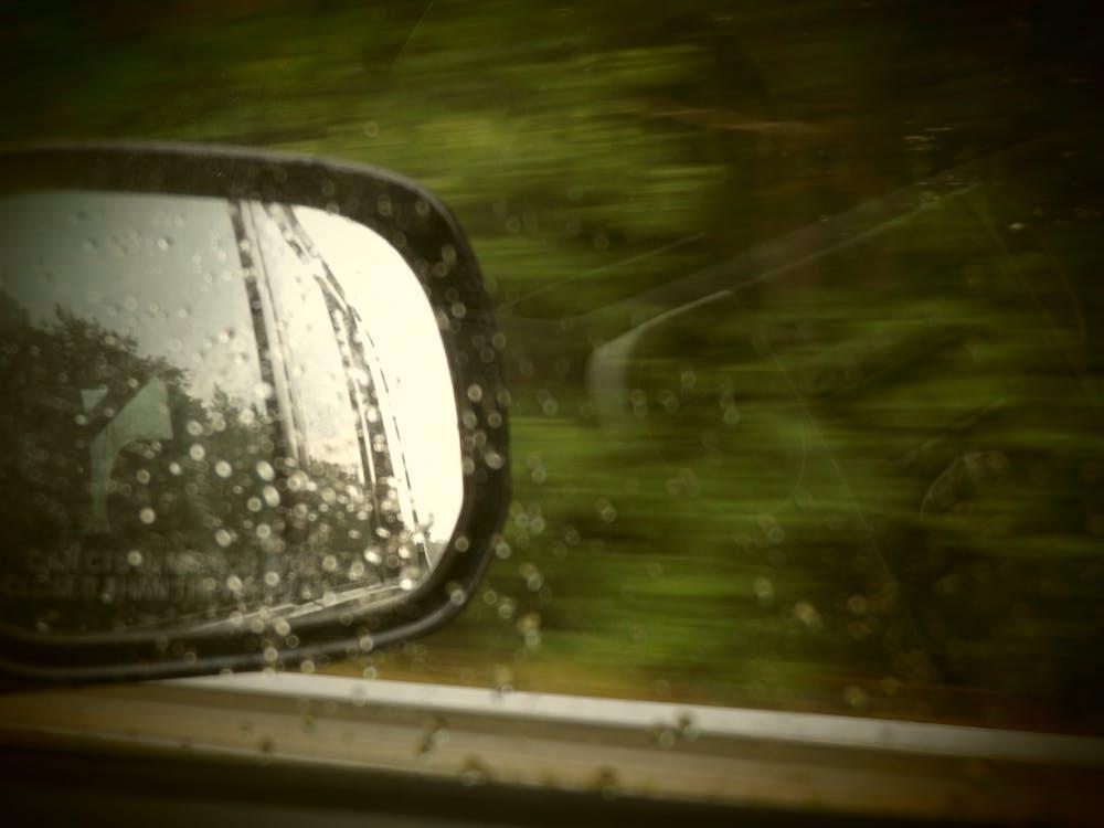 Free stock photo of car, mirror