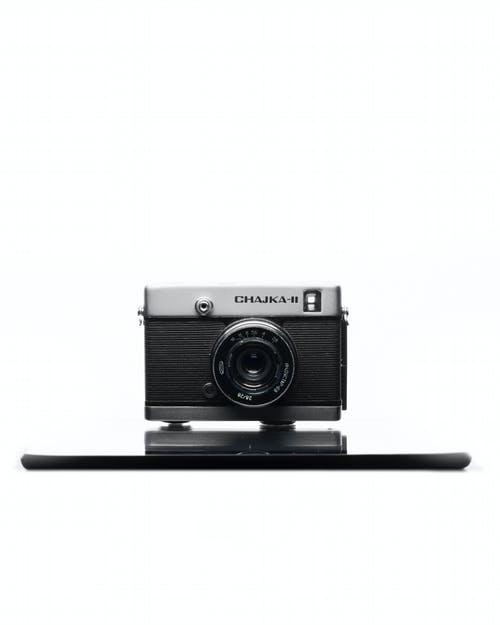 Free stock photo of camera, camera under white light, chajka 2