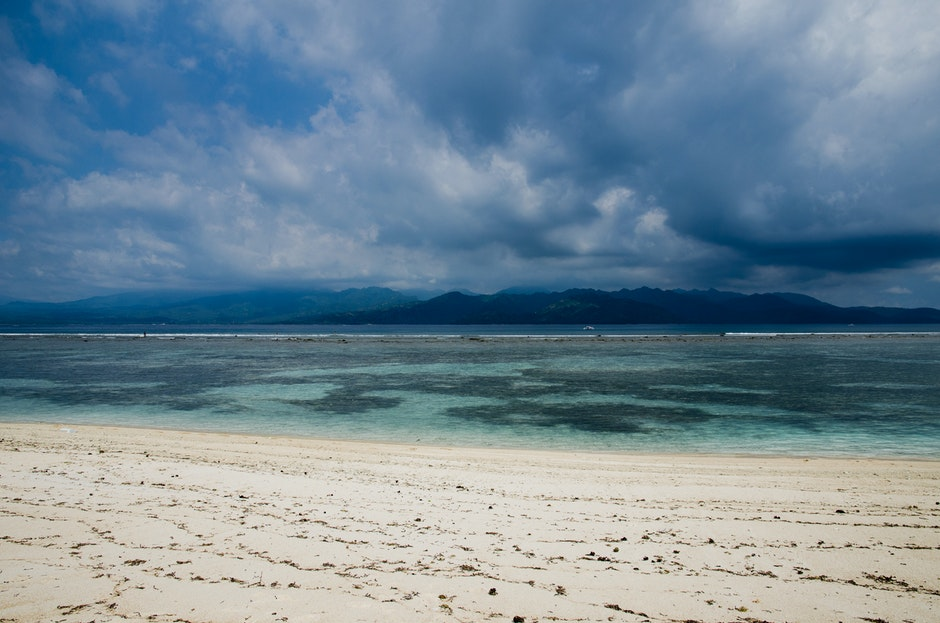 beach, sea, seascape