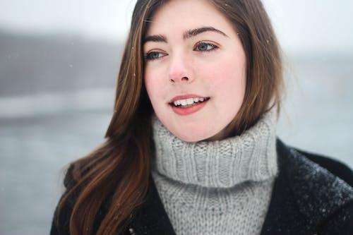 人類, 冬季, 冷, 凍結的 的 免费素材照片