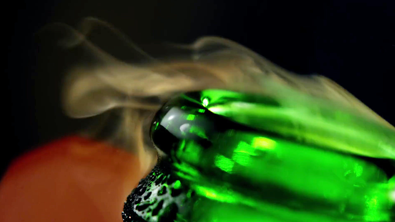 Free stock photo of beer, beer bottle, drops, vapor