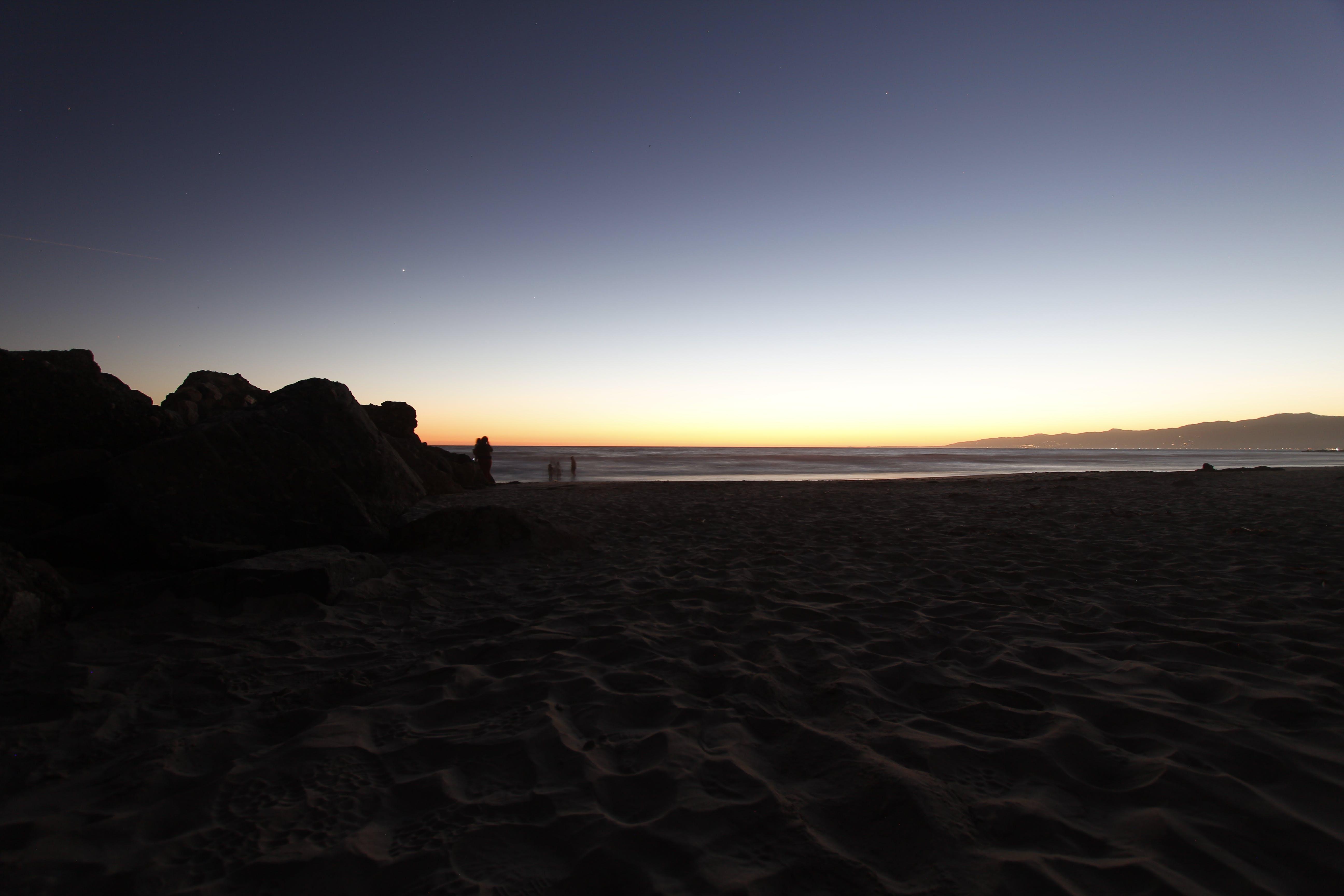 Kostenloses Stock Foto zu abend, dämmerung, einbruch der dunkelheit, himmel