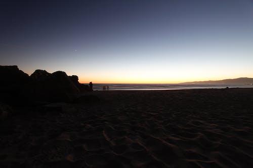 Fotos de stock gratuitas de amanecer, arena, atardecer, cielo
