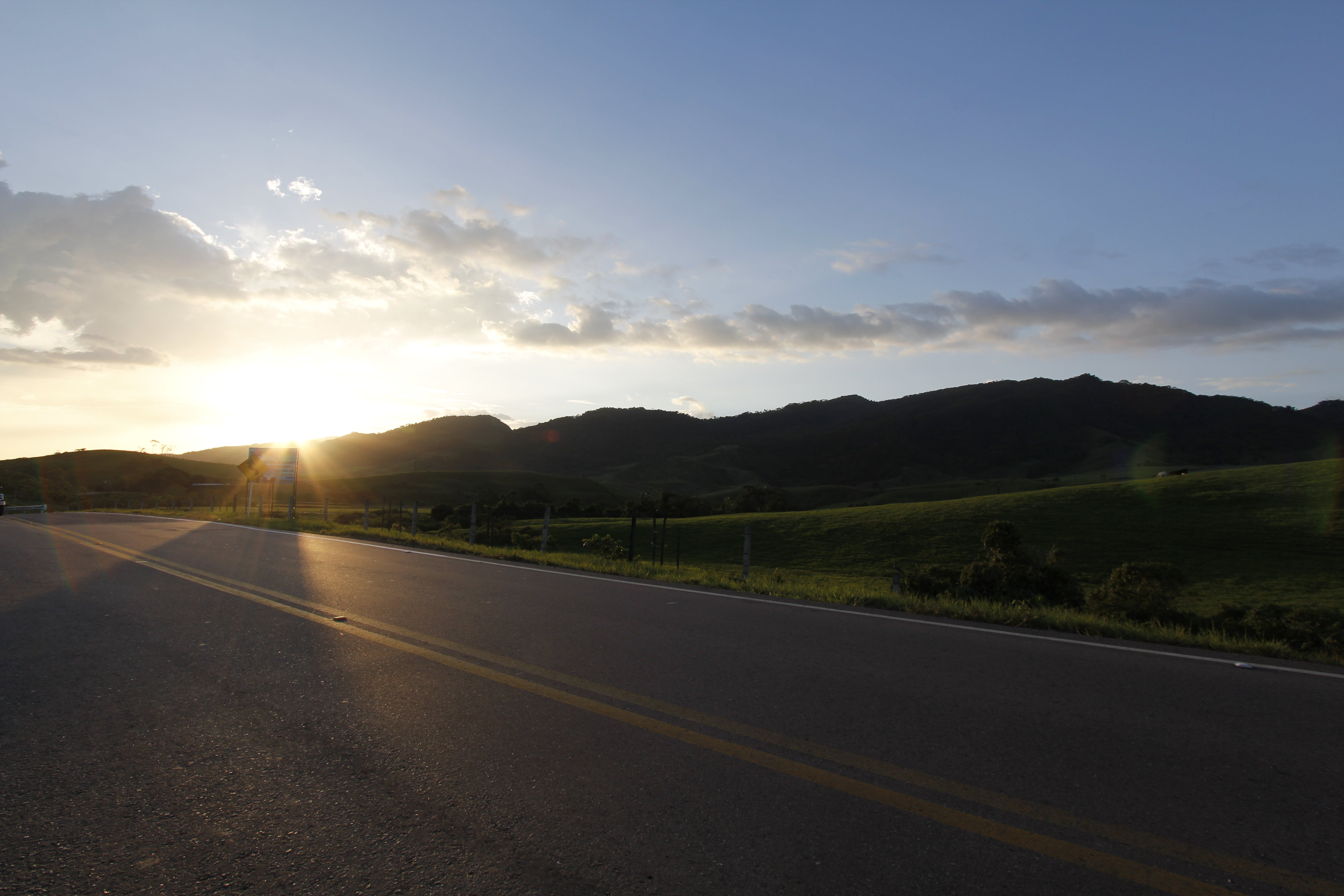Kostenloses Stock Foto zu berge, himmel, kolumbien, sonnenuntergang