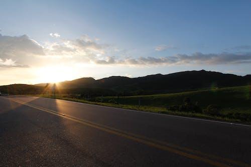 Fotos de stock gratuitas de carretera, cielo, colombia, montañas