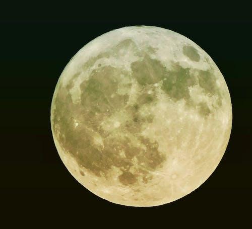Бесплатное стоковое фото с dslr, дубай, полная луна