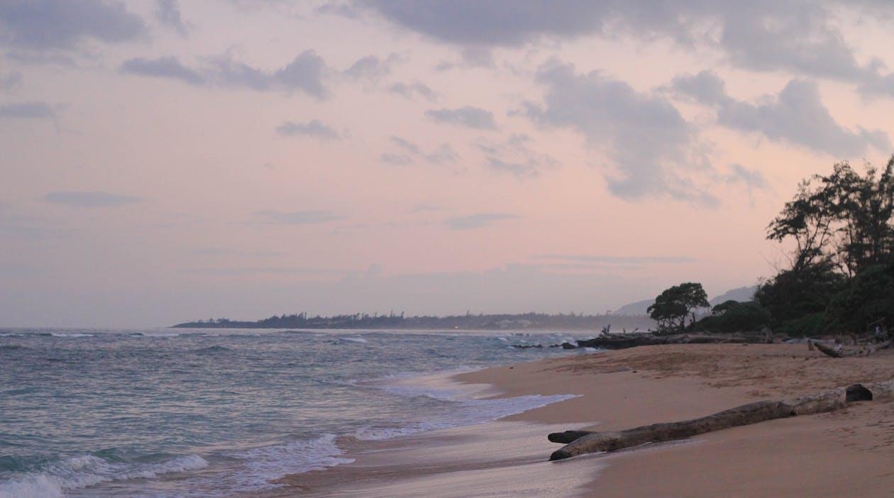 bầu trời, biển, bình minh