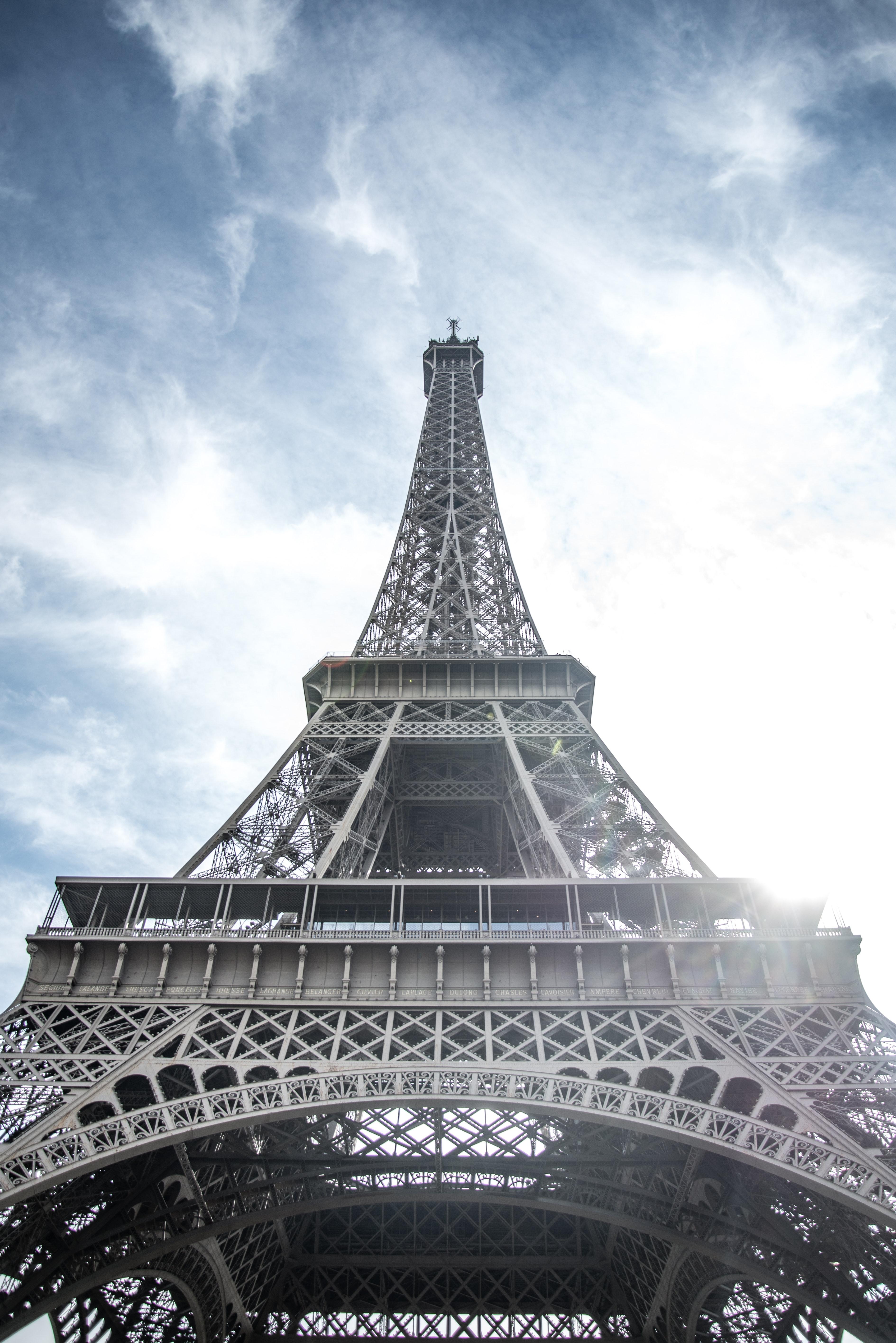 Eiffel Tower Illustration 183 Free Stock Photo
