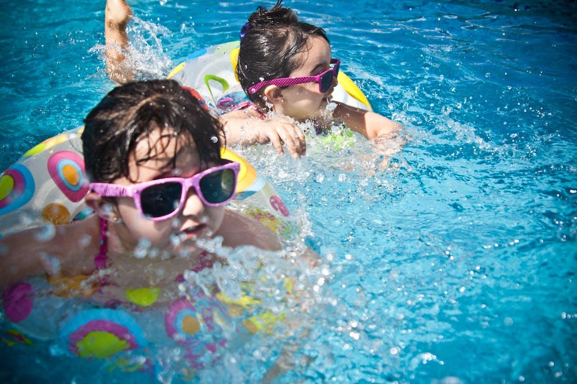 Gratis lagerfoto af aktivitet, ansigt, badetøj