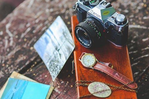 Δωρεάν στοκ φωτογραφιών με canon, vintage, αναλογικός, κάμερα