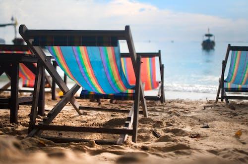 Immagine gratuita di acqua, balcone, barca, calmo