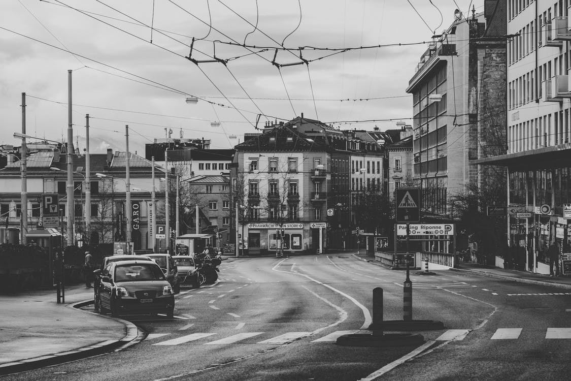 Free stock photo of city, lausanne, suisse