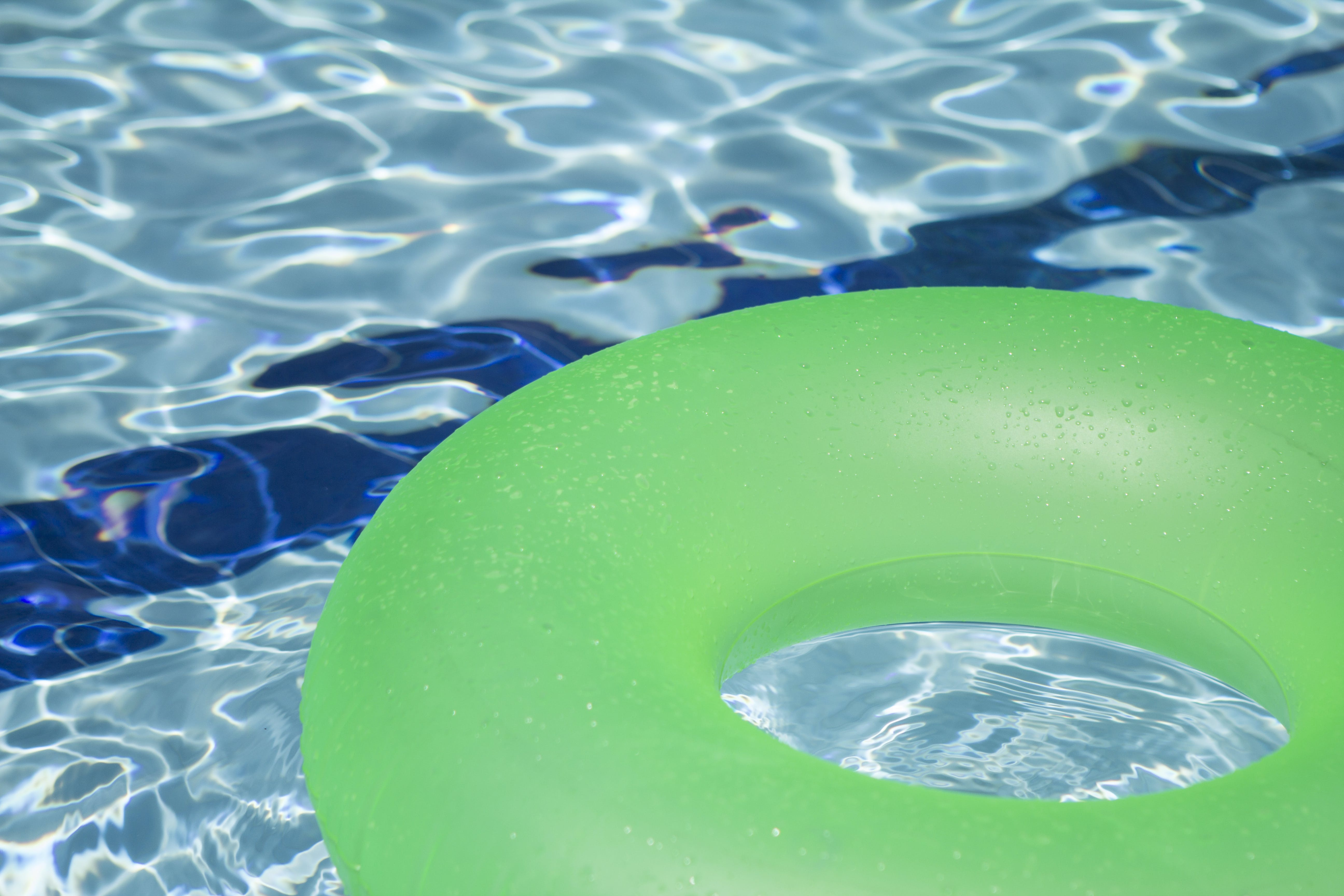 Kostenloses Stock Foto zu aufblasbar, baden, badeort, ferien